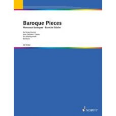Baroque Pieces for String Quartet