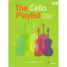CELLO PLAYLIST BK+AUDIO ACCESS