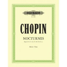 CHOPIN NOCTURNES (EDITION PETERS)