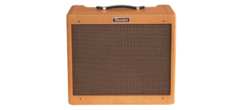 Kitaracombo Fender Blues Junior Lacquered Tweed