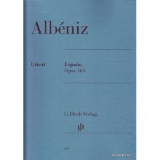 Albeniz: Espana op.165 for piano