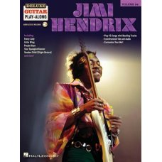 JIMI HENDRIX DELUXE GUITAR PLAY-ALONG