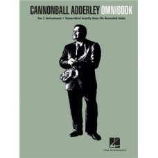 CANNONBALL ADDERLY OMNIBOOK C INSTRUMENTS BK