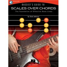 BASSIST´S GUIDE TO SCALES OVER CHORDS BK+AUDIO ACCESS