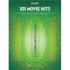 101 MOVIE HITS FOR FLUTE SOLO BK
