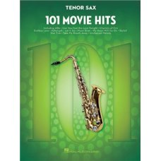 101 MOVIE HITS FOR TSAX SOLO BK