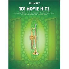101 MOVIE HITS FOR TRUMPET SOLO BK