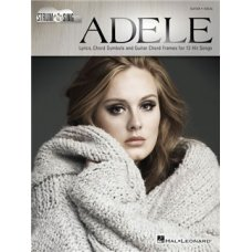 ADELE STRUM & SING LYRICS & CHORDS BK
