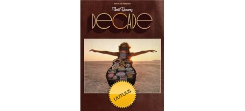 NEIL YOUNG DECADE GUITAR TAB BK