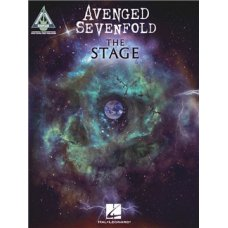 AVENGED SEVENFOLD THE STAGE GUITAR TAB BK