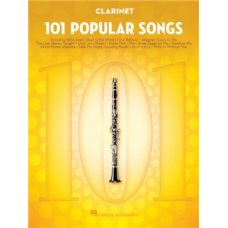 101 POPULAR SONGS FOR CLARINET SOLO BK