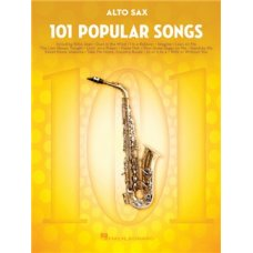 101 POPULAR SONGS FOR ASAX SOLO BK