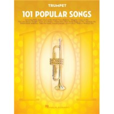 101 POPULAR SONGS FOR TRUMPET SOLO BK
