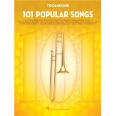 101 POPULAR SONGS FOR TROMBONE SOLO BK
