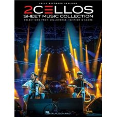 2 CELLOS SHEET MUSIC COLLECTION