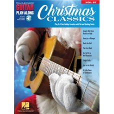 CHRISTMAS CLASSICS GUITAR BK+AUDIO ACCESS