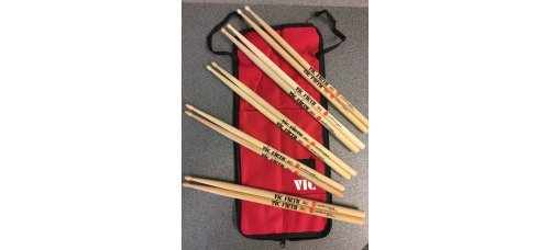 Rumpukapulapaketti Vic Firth Modern Jazz Collection