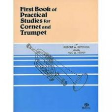 Getchell - Hovey: First Book of Practical Studies for Trumpet