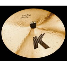 "Symbaali Zildjian K Custom 17"" Dark Crash"