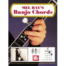 BANJO CHORDS 5 STRING (MEL BAY)