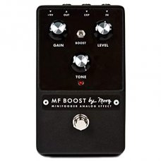 Moog Music Minifooger Boost (rev 1)