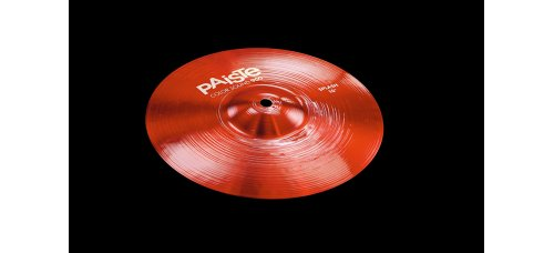 "Symbaali Paiste Color Sound 900 Series 10"" Splash punainen"