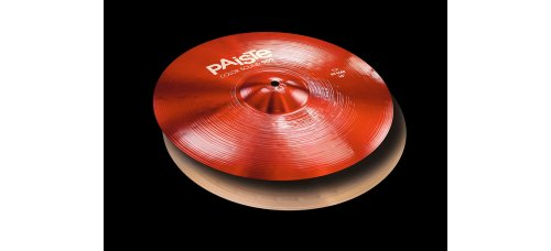 "Symbaali Paiste Color Sound 900 Series 14"" Hi-hat, pari punaiset"