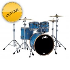 Rumpusetti Pdp Concept Maple Ltd Edition Blue Laquer/Orange Hoops