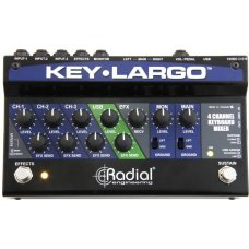 Radial Key Largo keyboardmikseri