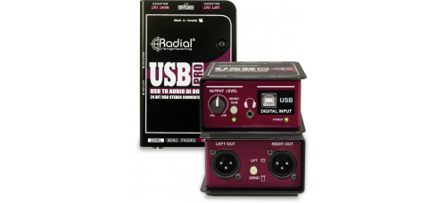 Radial Engineering USB-Pro