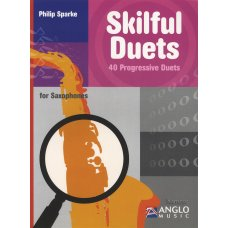 Skilful Duets for Saxophones