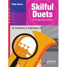 Skilful Duets for Trombones or Euphoniums BC