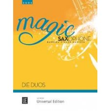 MAGIC SAXOPHONE DIE DUOS