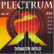 Akustisen kitaran kielisarja 010-041 Thomastik Plectrum X-Light