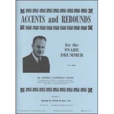 Accents and Rebounds for Snare Drummer