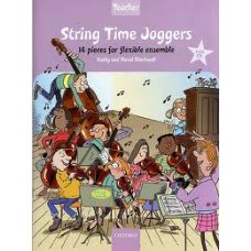 String Time Joggers Teacher's pack
