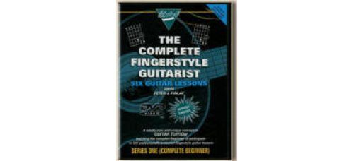 The Complete Fingerstyle Guitarist 1