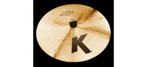 Symbaali Zildjian K Custom 16 Dark Crash