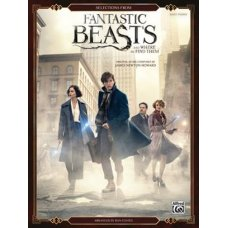 FANTASTIC BEASTS AND WHERE TO FIND THEM SELECTIONS (EASY PIANO)