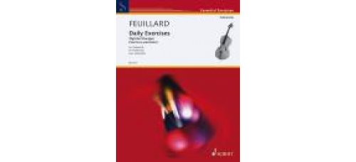 Feuillard: Daily Exercises for Violoncello