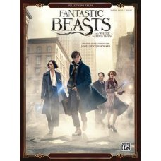 FANTASTIC BEASTS AND WHERE TO FIND THEM (PIANO SOLO/VOCAL)