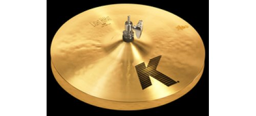 "Symbaali K Zildjian 14"" Light Hi-hat pari"