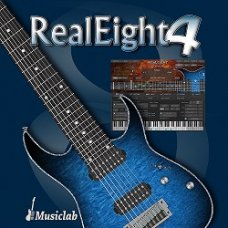 Best Service MusicLab RealEight - Digital Delivery