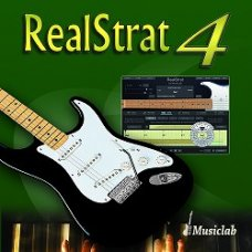 Best Service MusicLab RealStrat 4 - Digital Delivery
