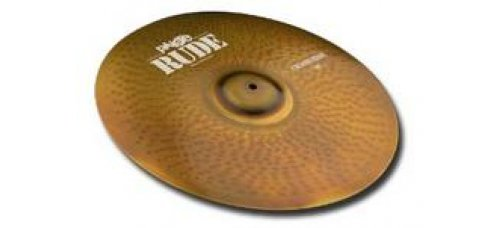 "Symbaali Paiste Rude 16"" Crash/Ride"