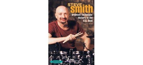 DVD Steve Smith: Drumset Technique/ History of the U.S. Beat