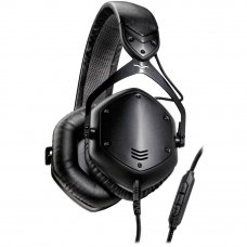 Kuulokkeet V-MODA Crossfade LP2 Matte Black Metal